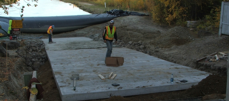 Harding Lake SRA  Expansion and Boat Ramp Replacement